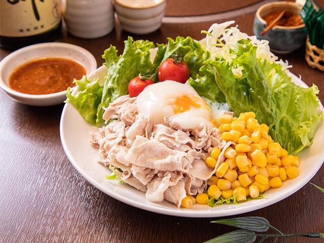 サラダ(各店舗ごとオリジナル)