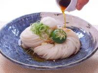 細麺生醤油(きじょうゆ)うどん