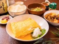 出し巻き弁当(味噌汁付き)