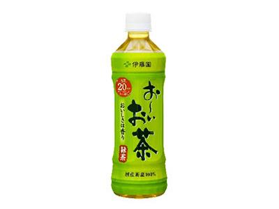 緑茶(500ml)